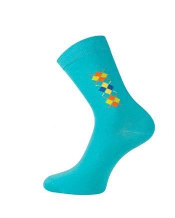 Čarapa Kockice