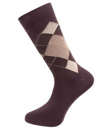 Čarapa Kockica