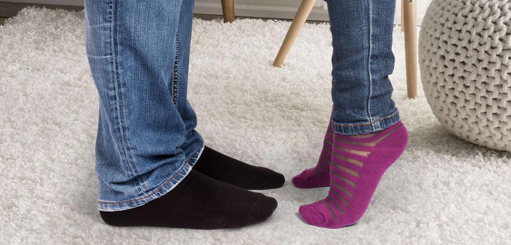 10 zanimljivosti o čarapama