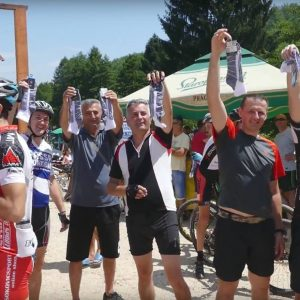 Brdsko - biciklistička scena u BiH