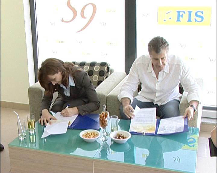 4.6.2009 - Snežana Gudelj & Davor Šuker