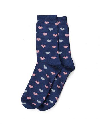 """Čarapa 3/1 """"Srce"""""""