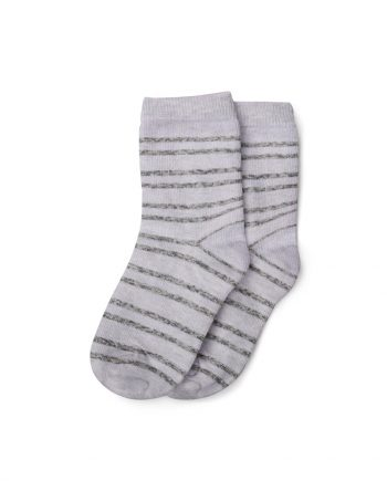 Čarapa GRAY AND BLACK 3/1